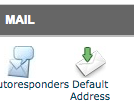 Default Address